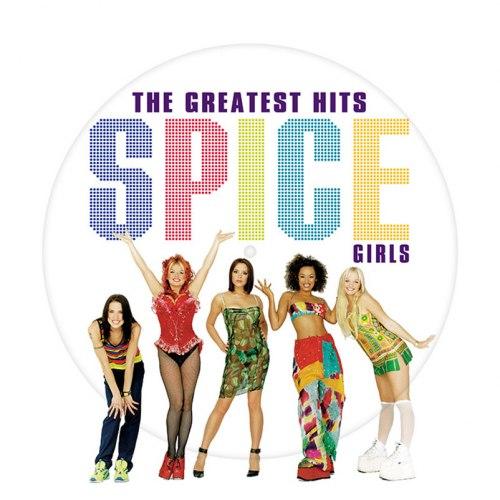 Виниловая пластинка SPICE GIRLS - GREATEST HITS (PICTURE)