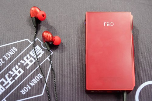 Наушники FIIO F9
