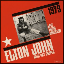 Виниловая пластинка ELTON JOHN - LIVE FROM MOSCOW (2 LP)