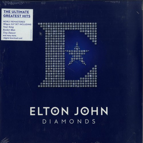 Виниловая пластинка ELTON JOHN - DIAMONDS (2 LP)