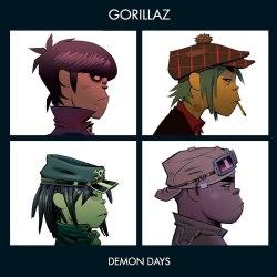 Виниловая пластинка GORILLAZ - DEMON DAYS (2 LP, 180 GR)