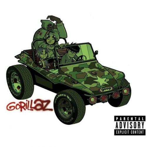 Виниловая пластинка GORILLAZ - GORILLAZ (2 LP)