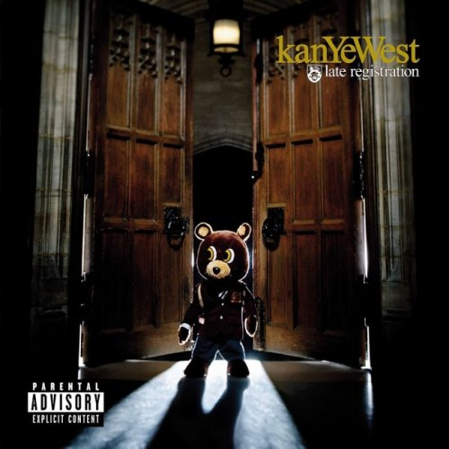 Виниловая пластинка KANYE WEST - LATE REGISTRATION (2 LP)
