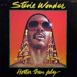 Виниловая пластинка STEVIE WONDER - HOTTER THAN JULY