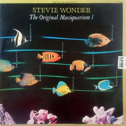 Виниловая пластинка STEVIE WONDER - ORIGINAL MUSIQUARIUM I (2 LP)