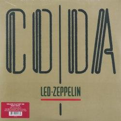 Виниловая пластинка LED ZEPPELIN - CODA (3 LP, 180 GR)