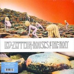 Виниловая пластинка LED ZEPPELIN - HOUSES OF THE HOLY (180 GR)