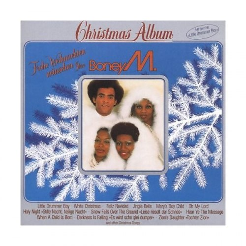 Виниловая пластинка BONEY M. - CHRISTMAS ALBUM