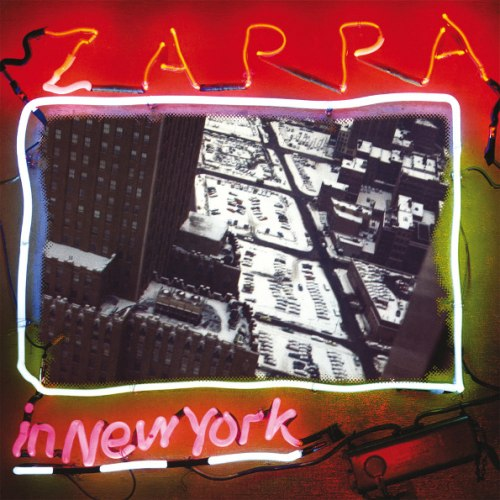 Виниловая пластинка FRANK ZAPPA - ZAPPA IN NEW YORK (3 LP)