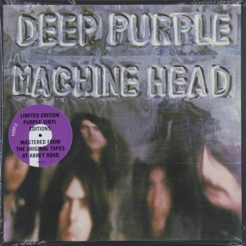 Виниловая пластинка DEEP PURPLE - MACHINE HEAD (COLOUR)