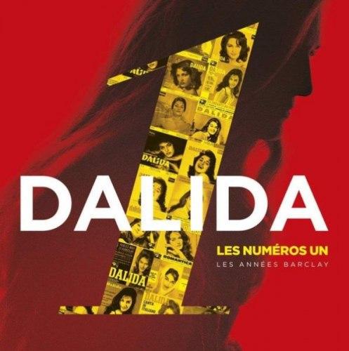 Виниловая пластинка DALIDA - LES NUMEROS UN - LES ANNEES BARCLAY