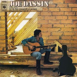 Виниловая пластинка JOE DASSIN - JOE DASSIN