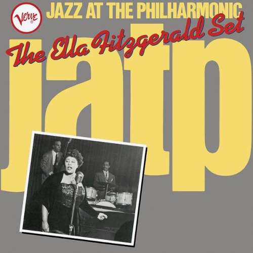 Виниловая пластинка ELLA FITZGERALD - JAZZ AT THE PHILHARMONIC: THE ELLA FITZGERALD SET (2 LP)