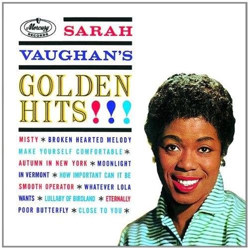 Виниловая пластинка SARAH VAUGHAN - GOLDEN HITS
