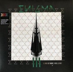 Виниловая пластинка ENIGMA - LE ROI EST MORT, VIVE LE ROI! (180 GR, COLOUR)