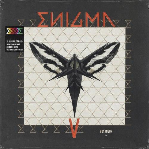 Виниловая пластинка ENIGMA - VOYAGEUR (180 GR, COLOUR)