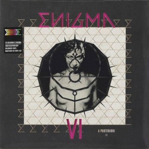 Виниловая пластинка ENIGMA - A POSTERIORI (180 GR, COLOUR)