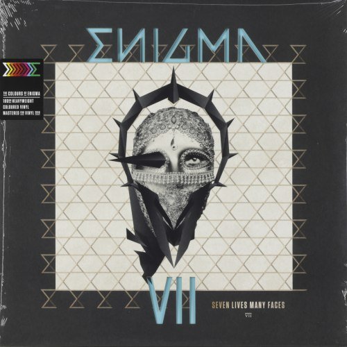 Виниловая пластинка ENIGMA - SEVEN LIVES MANY FACES (180 GR, COLOUR)