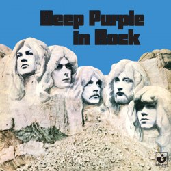 Виниловая пластинка DEEP PURPLE - IN ROCK (COLOUR)