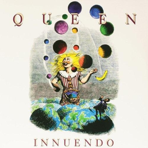 Виниловая пластинка QUEEN - INNUENDO (2 LP, 180 GR)
