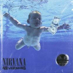 Виниловая пластинка NIRVANA - NEVERMIND (180 GR)