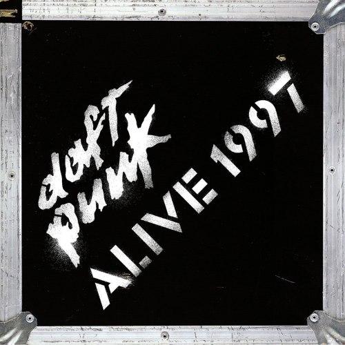 Виниловая пластинка DAFT PUNK - ALIVE 1997