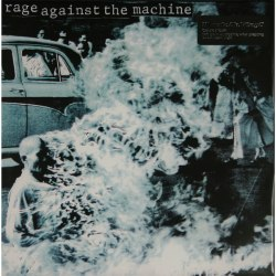 Виниловая пластинка RAGE AGAINST THE MACHINE - RAGE AGAINST THE MACHINE (180 GR)