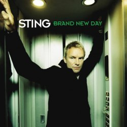Виниловая пластинка STING - BRAND NEW DAY (2 LP)