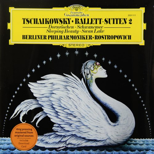 Виниловая пластинка TCHAIKOVSKY - BALLET SUITES II (180 GR)