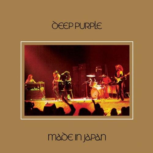 Виниловая пластинка DEEP PURPLE - MADE IN JAPAN (2 LP, COLOUR)