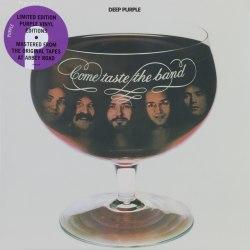 Виниловая пластинка DEEP PURPLE - COME TASTE THE BAND (COLOUR)