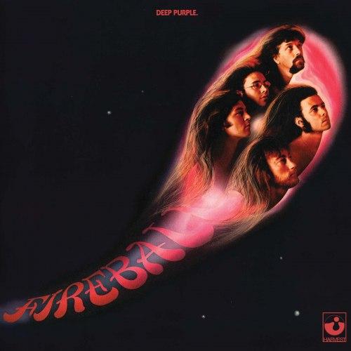 Виниловая пластинка DEEP PURPLE - FIREBALL (COLOUR)