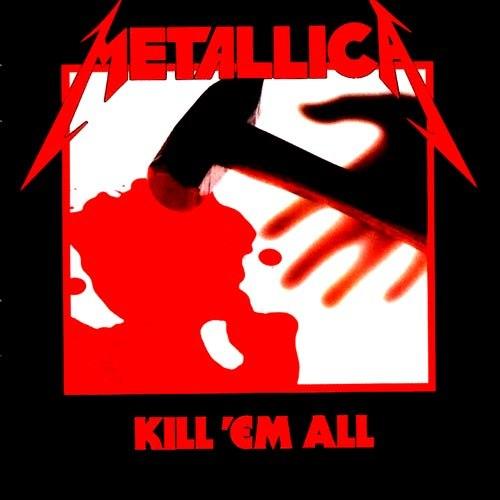 Виниловая пластинка METALLICA - KILL'EM ALL
