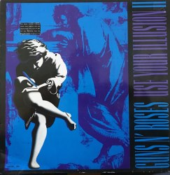 Виниловая пластинка GUNS N' ROSES - USE YOUR ILLUSION 2 (2 LP)