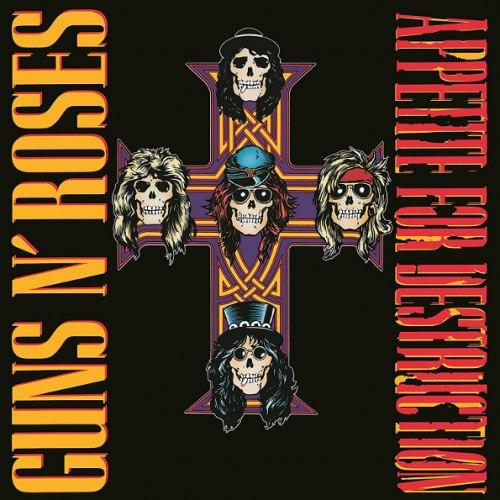 Виниловая пластинка GUNS N' ROSES - APPETITE FOR DESTRUCTION (2 LP)