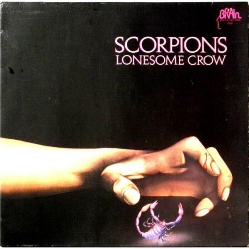 Виниловая пластинка SCORPIONS - LONESOME CROW