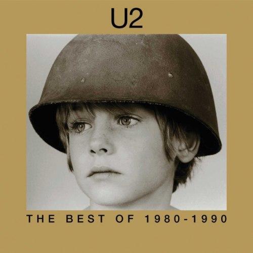 Виниловая пластинка U2 - THE BEST OF 1980-1990 (2 LP)