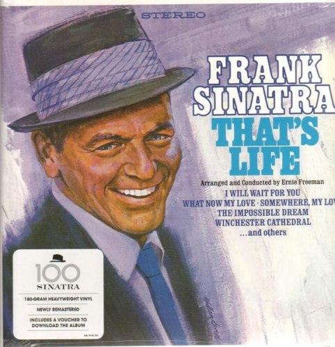 Виниловая пластинка FRANK SINATRA - THATS LIFE (180 GR)