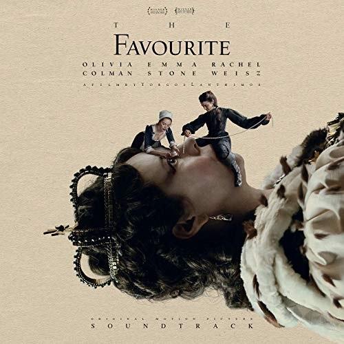 Виниловая пластинка SOUNDTRACK - THE FAVOURITE