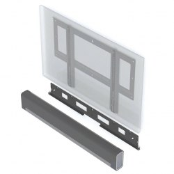 Кронштейн для акустики SONOS Flexson Flat to Wall Mount for PLAYBAR + TV