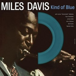 Виниловая пластинка MILES DAVIS - KIND OF BLUE (COLOUR)