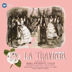 Виниловая пластинка MARIA CALLAS - VERDI: LA TRAVIATA (3 LP, 180 GR)