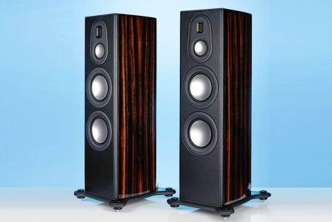 Напольная акустика Monitor Audio Platinum PL300 II