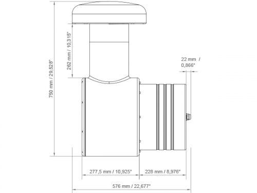 Ландшафтный сабвуфер Monitor Audio Climate CLG-W12 Subwoofer