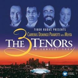 Виниловая пластинка 3 TENORS - THE 3 TENORS IN CONCERT 1994