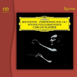 Гибридный CD/SACD диск Esoteric Ludwig van Beethoven - Symphony No. 5 & No. 7 (cd/sacd)