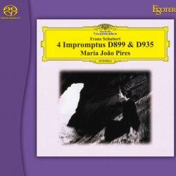 Гибридный CD/SACD диск Esoteric Franz Schubert - Impromptus D. 899 & D. 935