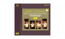 Гибридный CD/SACD диск Esoteric Johannes Brahms - The Four Symphonies (3discs) (cd/sacd)