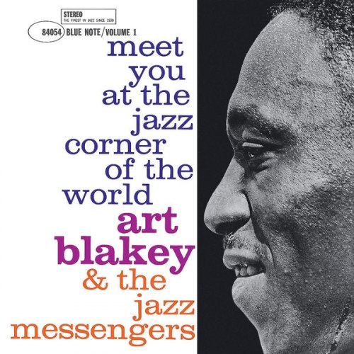 Виниловая пластинка ART BLAKEY - MEET YOU AT THE JAZZ CORNER OF THE WORLD - VOL 1 (180 GR)