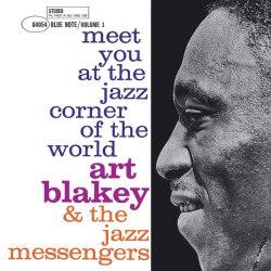 Виниловая пластинка ART BLAKEY - MEET YOU AT THE JAZZ CORNER OF THE WORLD - VOL 1 (180 GR)